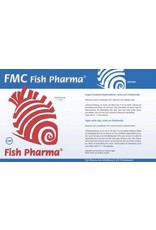 Fish Pharma FMC against white spot, costia and chilodonella.