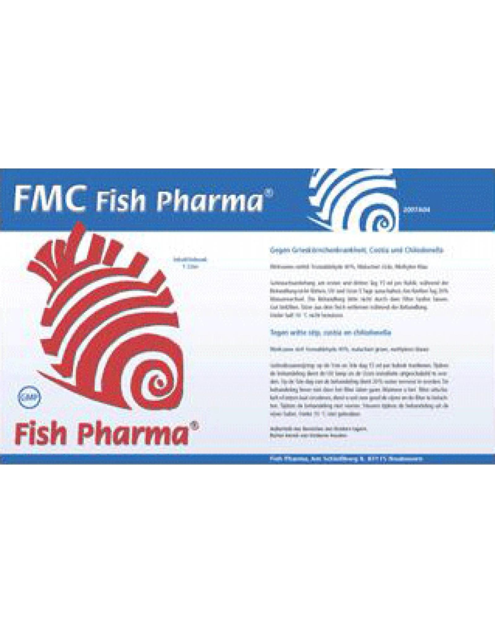 Fish Pharma Fish Pharma FMC tegen witte stip, costia en chilodonella.