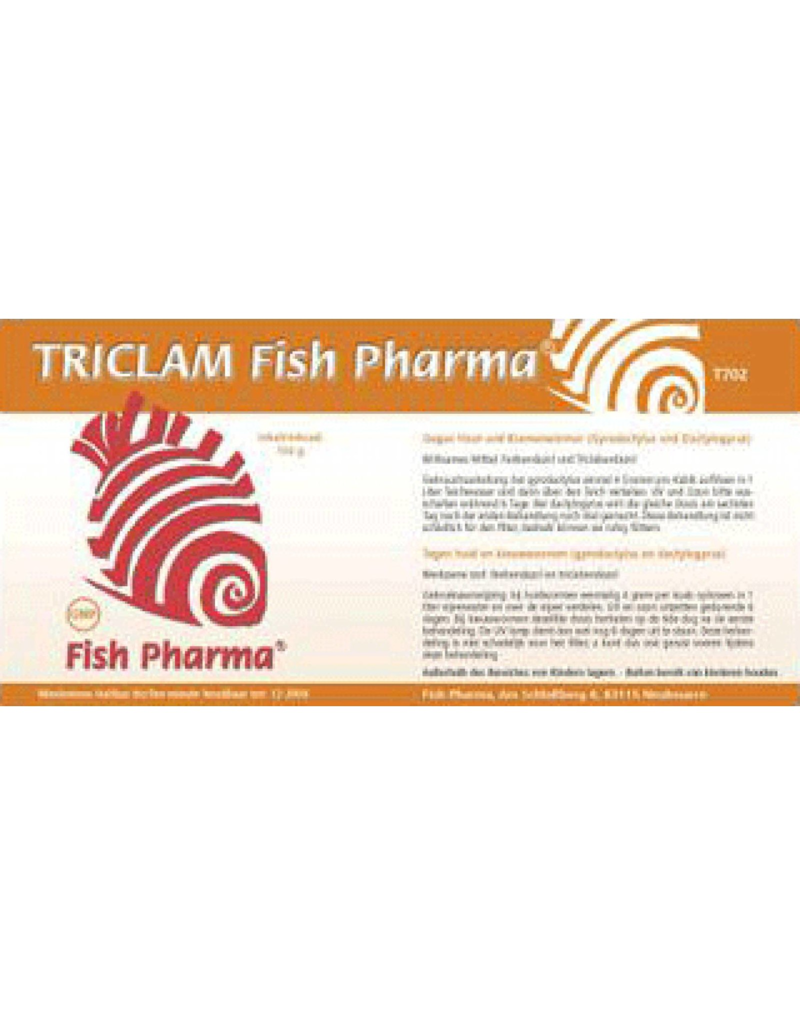 Fish Pharma Triclam against skin and gill flukes