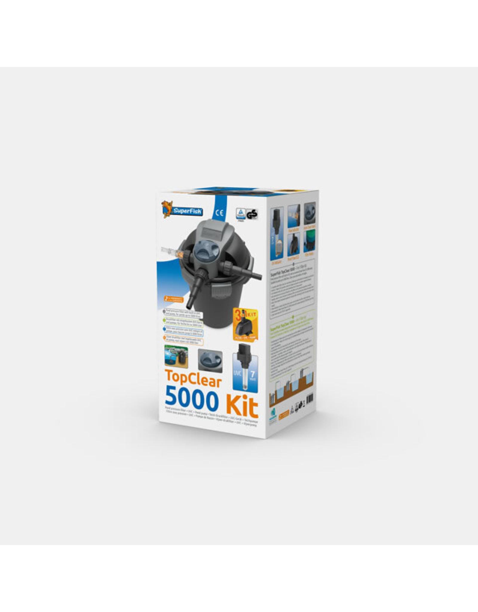 SUPERFISH Superfish TopClear Kit