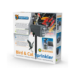 SUPERFISH Bird & Cat Sprinkler