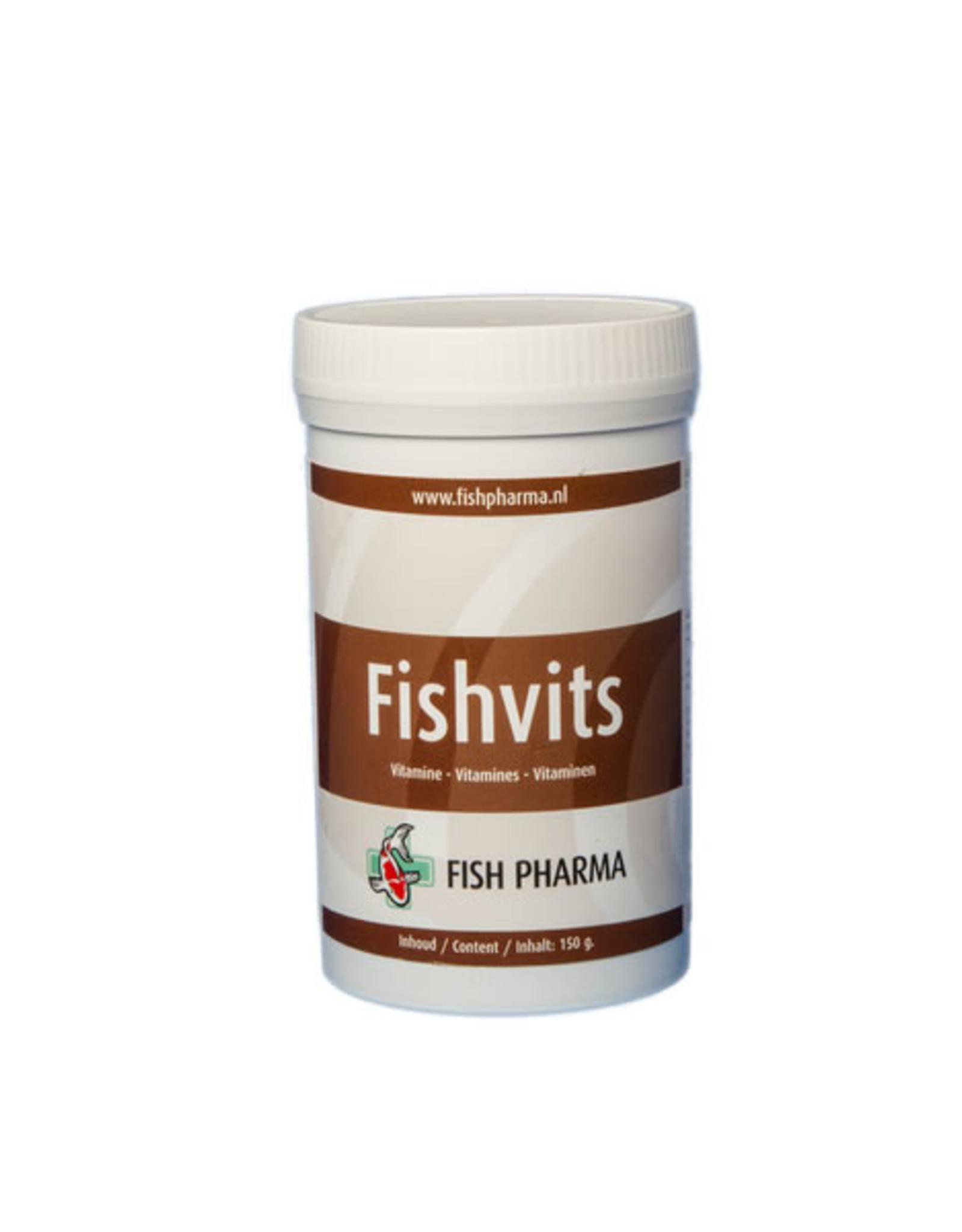 Fish Pharma Fishvits vitaminen voor vissen.