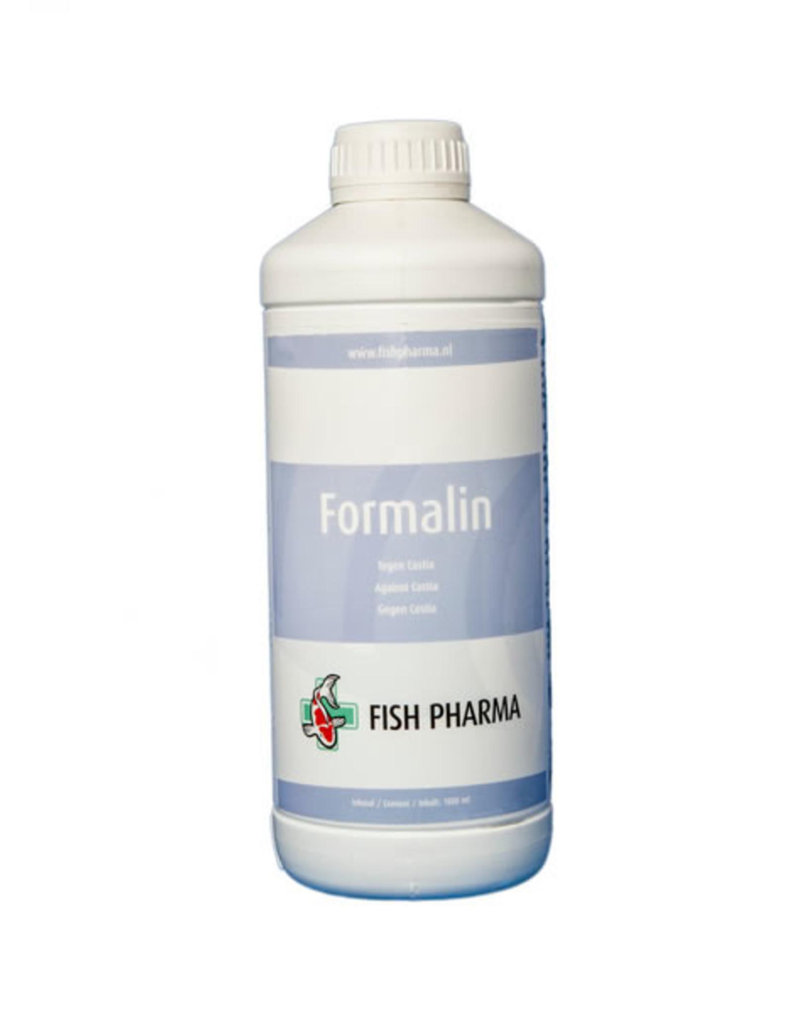 Fish Pharma Formalin against Costia