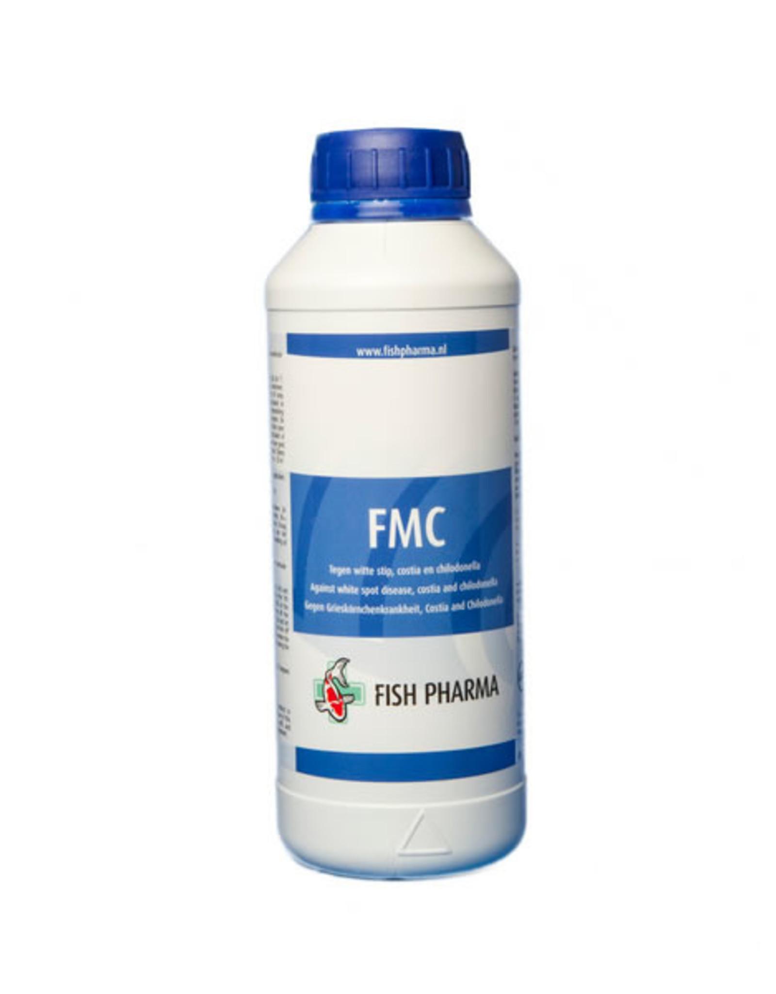 Fish Pharma FMC tegen witte stip, costia en chilodonella.