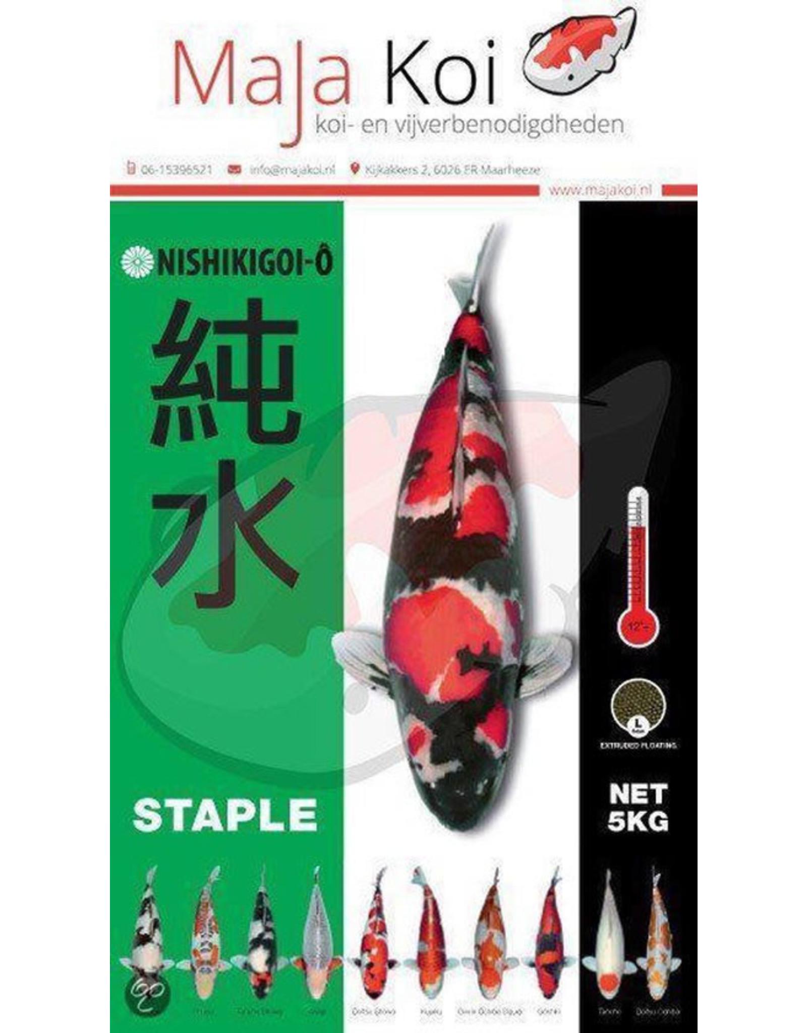 Nishikigoi Nishikigoi-Ô Staple Koi food