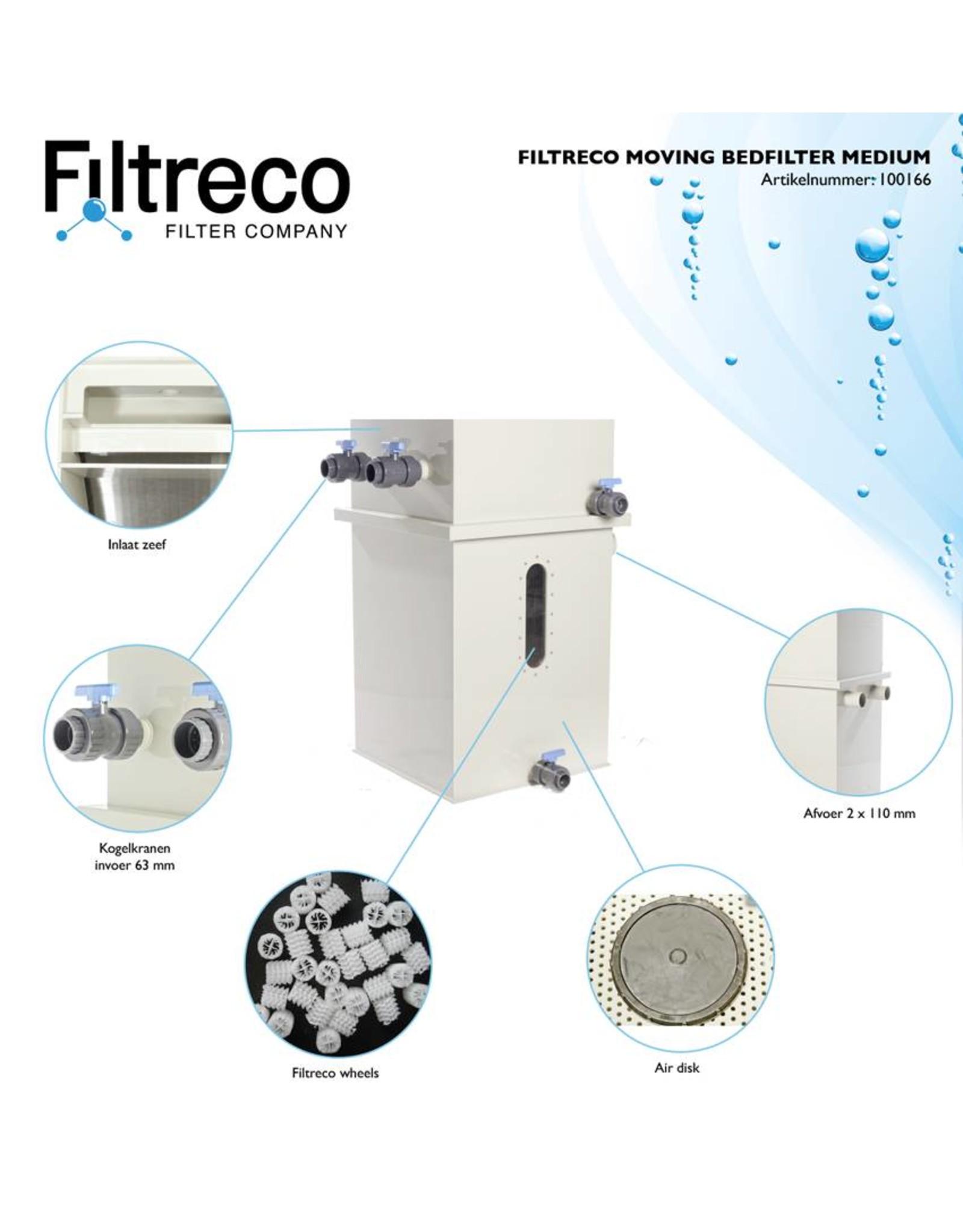 Filtreco Filtreco Moving Bed Filter Medium