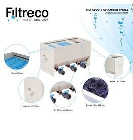 Filtreco 3 Kammer klein