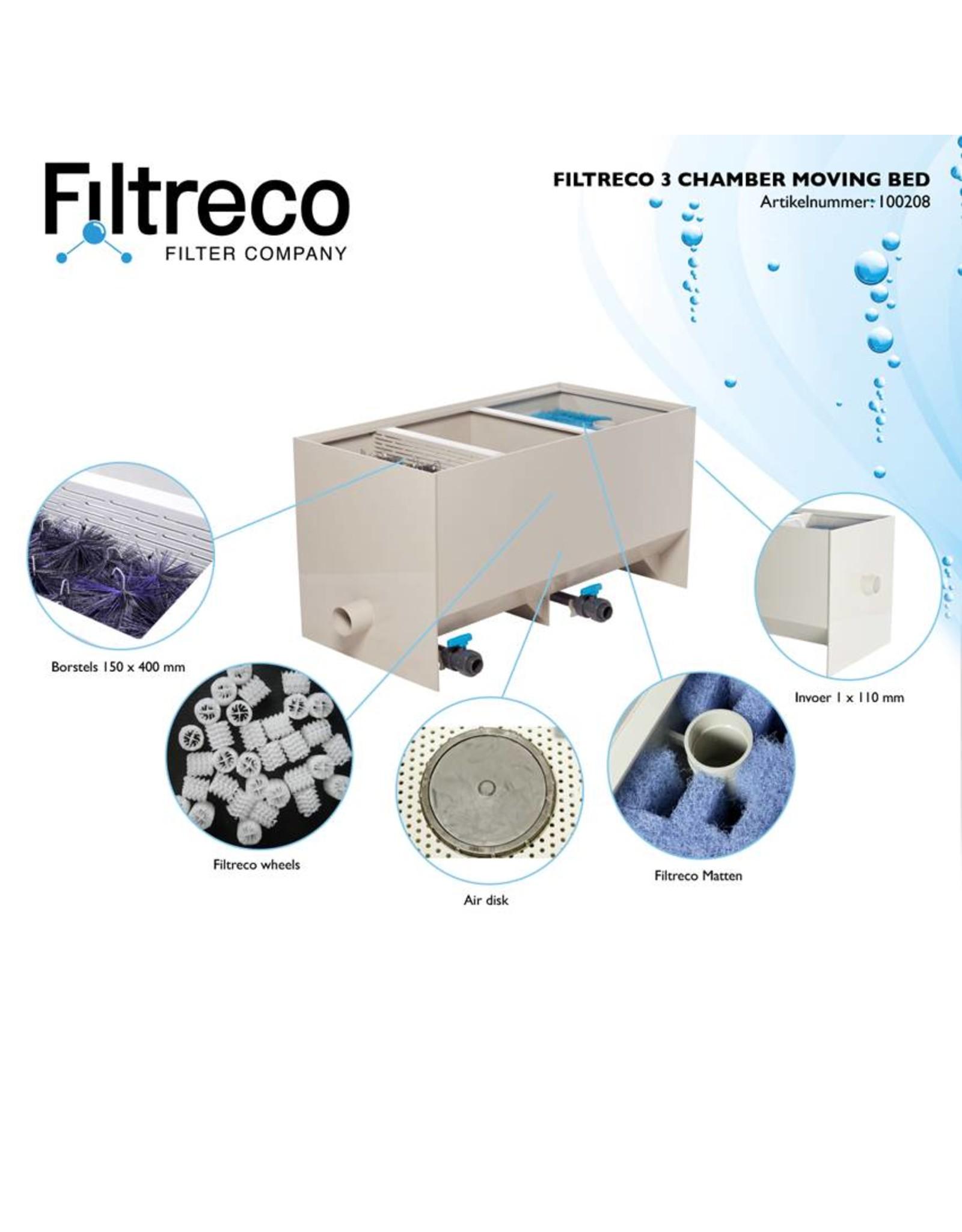 Filtreco Filtreco 3 Chamber Moving Bed