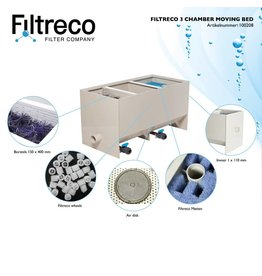Filtreco 3 Moving Bed Chamber