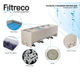 Filtreco 5 Chamber Moving Bed