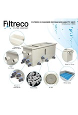 Filtreco 3 Moving Bed Chamber Gravity Sieve