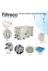 Filtreco Filtreco 3 Chamber Moving Bed Gravity Sieve Large