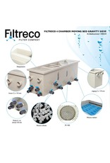Filtreco Filtreco 4 Chamber Moving Bed Gravity Sieve