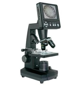 Bresser 3.5 Inch Display Microscope 50x-500x (2000x Digital) 5MP