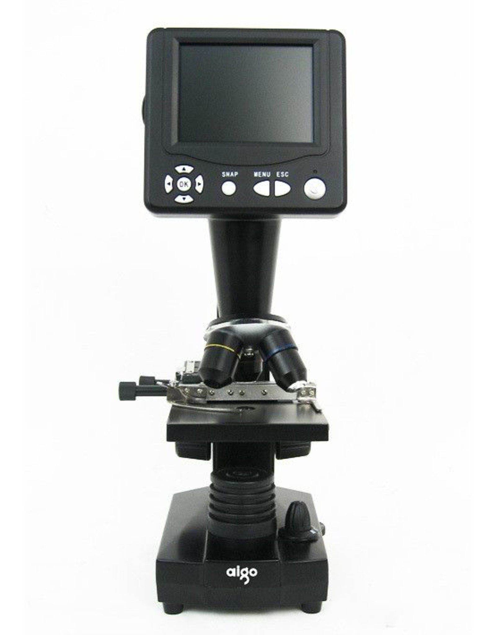 Bresser Bresser LCD Microscope 3.5 Inch Display 50x-500x (2000x Digital) 5MP