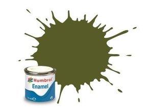 Humbrol 150 Forest Green Matt - 14ml Enamel Paint