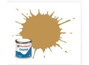 Humbrol 93 Desert Yellow Matt - 14ml Enamel Paint