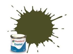 Humbrol 159 Khaki Drab Matt - 14ml Enamel Paint