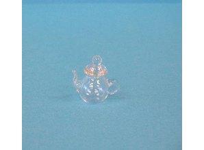 Euromini's EM6507 Glazen Theekan