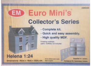 Euromini's EM8368 Bouwpakket Helena 1:24