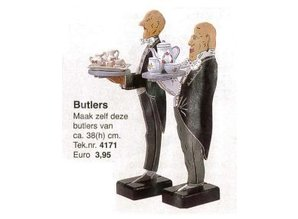 Bouwtekening butlers