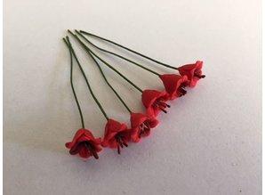 Euromini's EM4730 Rode bloemen