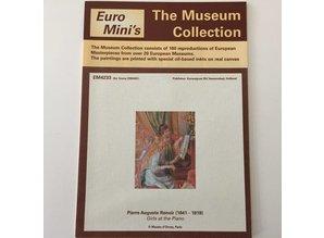 Euromini's EM4233 Pierre Auguste Renoir