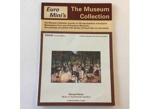 Euromini's EM4200 Edouard Manet
