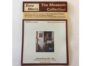 Euromini's EM4275 Johannes Vermeer