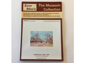 Euromini's EM4219 Camille Pissarro