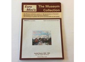 Euromini's EM4218 Camille Pissarro