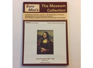 Euromini's EM4278 Leonardo da Vinci