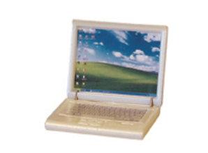 Euromini's EM5721 Laptop, creme