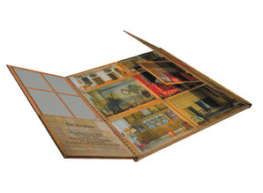 EM1900 Boek: Het Poppenhuis