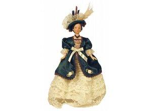 Euromini's Dame met hoed