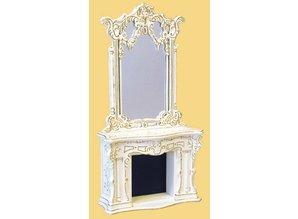 HuaMei Collection Openhaard met spiegel