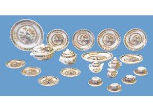 HuaMei Collection Thee- en eetservies, 28-delig