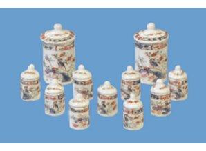 HuaMei Collection Specerijpotten set, 22-delig