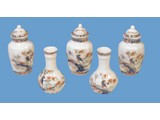 HuaMei Collection Vazen set, 5-delig JY0913
