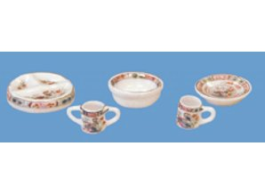 HuaMei Collection Baby set, 5-delig