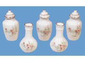 HuaMei Collection Vazen set, 5-delig