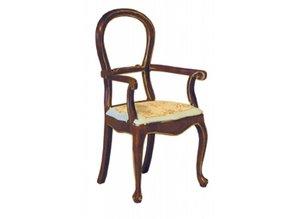 HuaMei Collection Barstoel met armleuningen