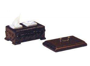 HuaMei Collection Pennenbakje met inkpot en veerpen