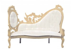Euromini's Sofa, blankhout