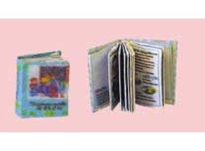 Euromini's Kinderboek + kookboek, met echte bladzijden