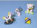 Euromini's Speelgoedset, 4-delig