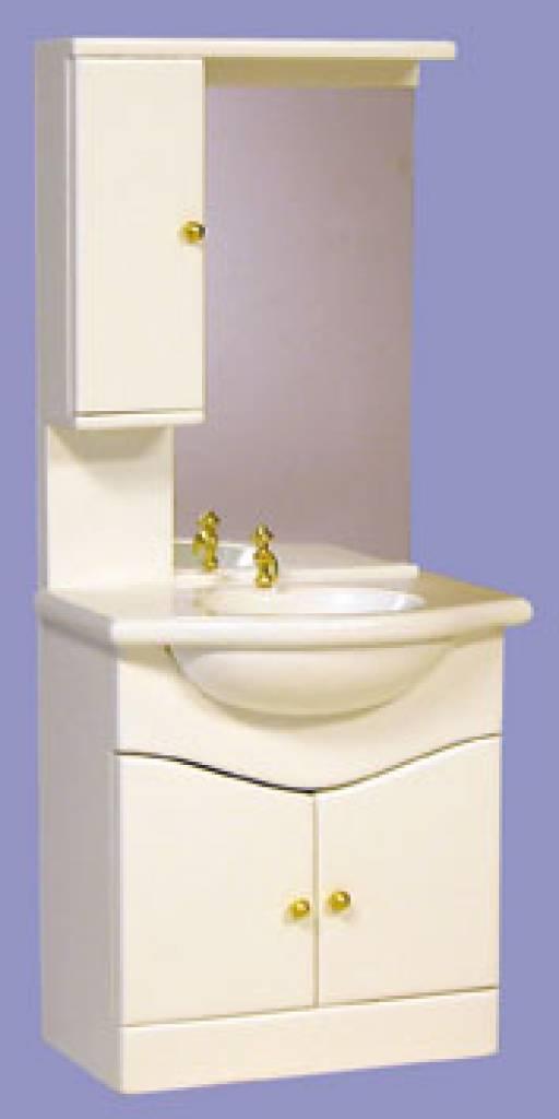 Badkamerkast Met Spiegeldeur.Badkamerkast Met Spiegel Wit Euromini S