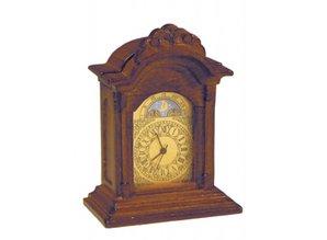 Deluxe Collection Echt werkende klok, noten