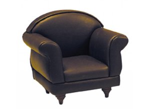 Deluxe Collection Fauteuil, leder