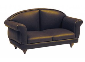 Deluxe Collection Sofa, leder